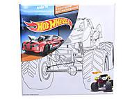 Набор для рисования Hot Wheels, HW14-216K, отзывы