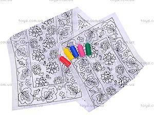 Набор для росписи «Цветочная фантазия», 32178