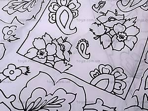 Набор для росписи «Цветочная фантазия», 32178, фото