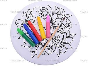 Набор для росписи по шелку «Тропики», 32188