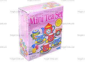Набор для росписи «Чайный сервиз», 04541, игрушки