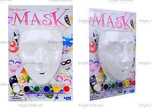 Набор для росписи «Маска», 03331