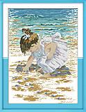 Набор для рукоделия «На побережье», R487