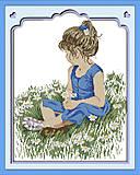Набор для рукоделия «В цветочном поле», R486, фото