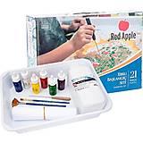 Набор для рисования картин на воде Эбру Red Apple (RE103), RE103, фото