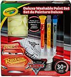 Набор для рисования красками «Тачки-3», 54-0159, фото