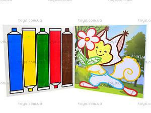 Набор для рисования «Палитра цветов. Белочка», 5397, цена