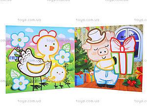 Набор для рисования «Палитра цветов. Мышонок», 5380, купить