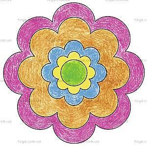 Набор для рисования Ravensburger «Мини Мандала: Сила цветов», 29753, отзывы