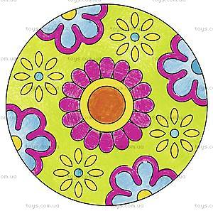 Набор для рисования Ravensburger «Мини Мандала: Сила цветов», 29753, цена