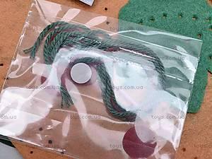Набор для шитья прихватки «Тыква», 31371, отзывы