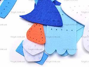 Набор для шитья «Шкатулка Кошки-мышки», 3275, детские игрушки