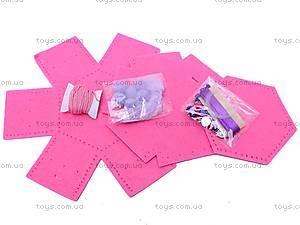 Набор для шитья шкатулки «Принцесса», 3238, купить