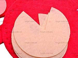 Набор для шитья шкатулки «Розочка», 32686, фото
