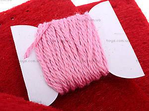 Набор для шитья шкатулки «Сердце», 3265, цена