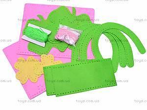 Набор для шитья сумочки «Клевер», 9078, фото