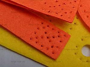 Набор для шитья сумочки «Лимонные дольки», 30362, детские игрушки
