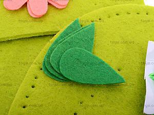 Набор для шитья тапочек «Бабочка», 3080, детские игрушки