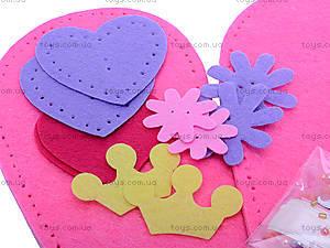 Набор для шитья тапочек «Принцесса», 3100, цена