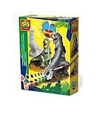 Набор для создания гипсовой фигурки «T-REX», 01283S, цена