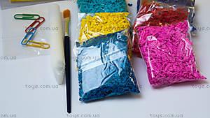Набор для создания объемной картины «Сова», 58024, фото