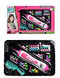 Набор для создания причесок для девочек, MBK-270, купить