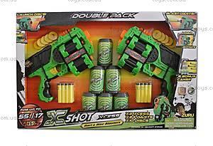 Набор для стрельбы по мишеням X-Shot, 01059Z