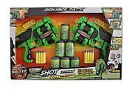 Набор для стрельбы по мишеням X-Shot, 01059Z, іграшки