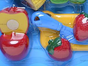 Набор для сюжетных игр «Овощи и фрукты», 9988-1AB, купить