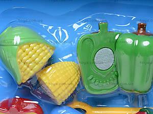 Набор для сюжетных игр «Овощи и фрукты», 9988-1AB, фото