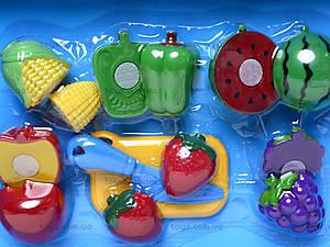 Набор для сюжетных игр «Овощи и фрукты», 9988-1AB, отзывы