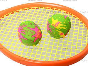 Игровой набор для тенниса, 3634D, фото