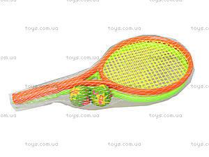 Игровой набор для тенниса, 3634D, игрушки