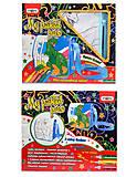 Детская сумка - раскраска «Динозавр», 2039, купить