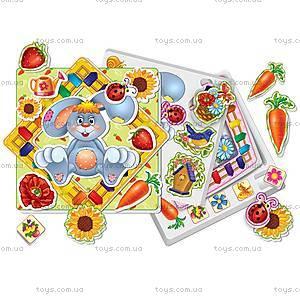 Набор для творчества «3D аппликация», VT4208-01..04, игрушка