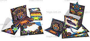 Набор для творчества «3D открытки», CS1461UK(UA), купить