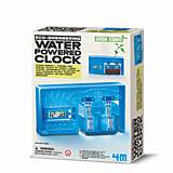 Набор для творчества 4M «Часы на энергии воды», 00-03411, купить
