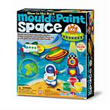 Набор для творчества 4M «Космические объекты», 00-03546, іграшки