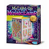 Набор для творчества 4M «Лампа-мозаика», 00-04618, купить