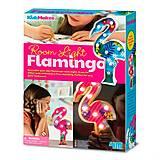 Набор для творчества 4M «Подсветка. Фламинго», 00-04743