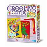 Набор для творчества 4M «Поздравительные открытки», 00-04559, детский