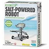 Набор для творчества 4M «Робот на энергии соли», 00-03353, отзывы