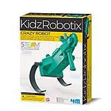 Набор для творчества 4M «Шальной робот», 00-03393, отзывы