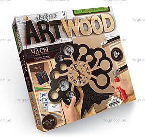 Набор для творчества Artwood «Настенные часы», , купить
