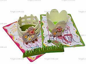 Набор для творчества «Барашки», VT2401-13, игрушки