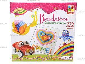 Набор для творчества «Bendaroos», VT2401-17, отзывы