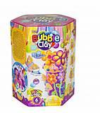 Набор для творчества »BUBBLE CLAY: шариковый пластилин», BBC-V-01U
