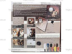 Набор для творчества «Часы Embroidery clock», , детские игрушки