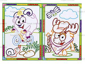 Набор для творчества «Цветные контуры. Фиксики», VT4402-25, цена