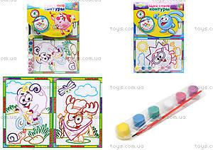 Набор для творчества «Цветные контуры. Фиксики», VT4402-25, магазин игрушек